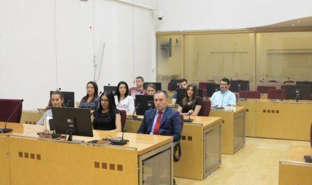 Studenti Pravnog fakulteta u Lukavici posjetili KPZ u Istočnom Sarajevu i Sud BiH