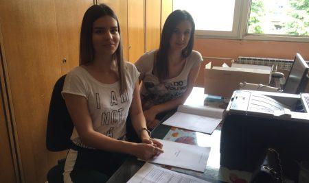 Studenti obavljaju praksu u poreskoj upravi RS