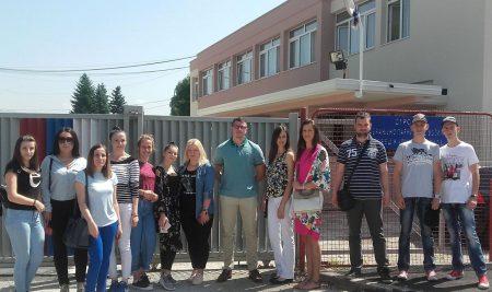 Studenti pravnog fakulteta u Lukavici posjetili KPZ u Istočnom Sarajevu