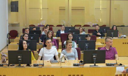 Studenti Pravnog fakulteta iz Lukavice posjetili Sud BiH