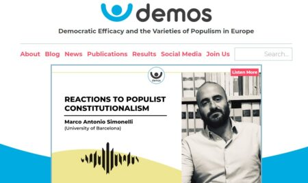 Democratic Efficacy and the Varieties of Populism in Europe