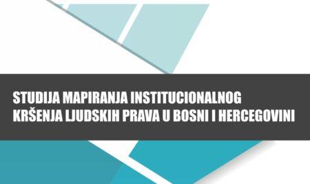 Institucionalna kršenja ljudskih prava u Bosni i Hercegovini