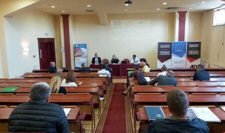 """Održano drugo javno predstavljanje rezultata ,,Studije mapiranja institucionalnog kršenja ljudskih prava u Bosni i Hercegovini"""""""