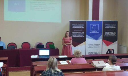 Radionica – Izrada zagovaračkog plana CAHR projekta, Banja Luka